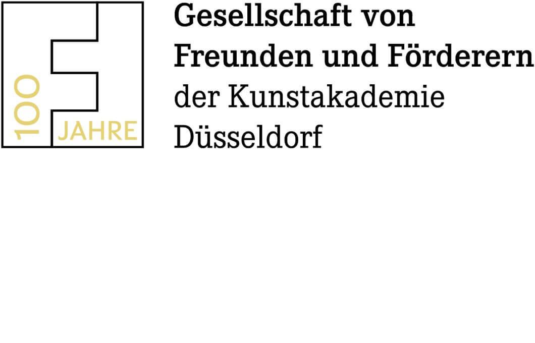 Logo Gesellschaft von FReunden und Fördereren der Kunstakademie Düsseldorf