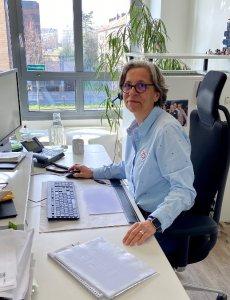 Barbara Moschko, Leitung Schaden bei der BEST GRUPPE