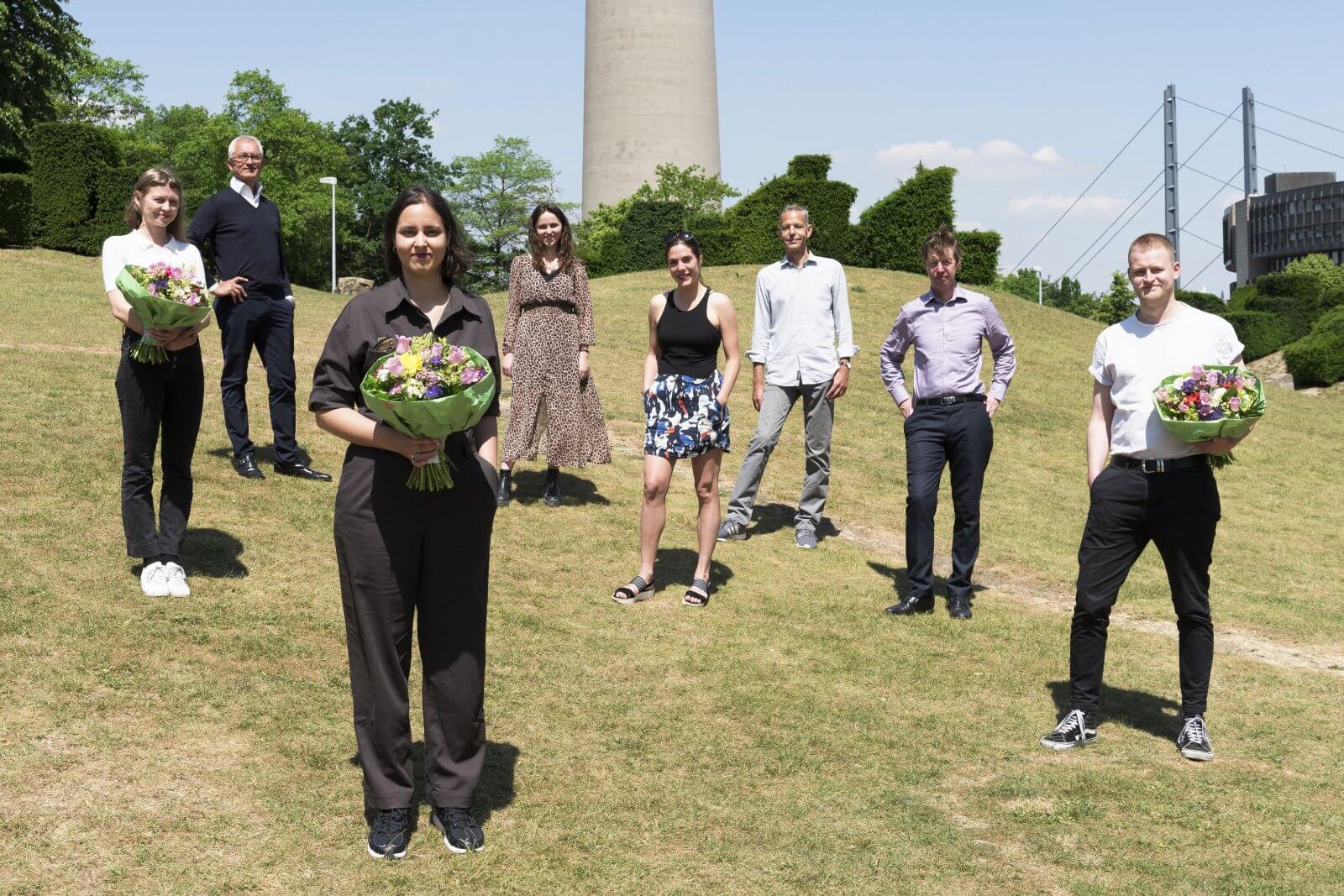 BEST Kunstförderpreis: Stipendium zum zehnten Mal vergeben