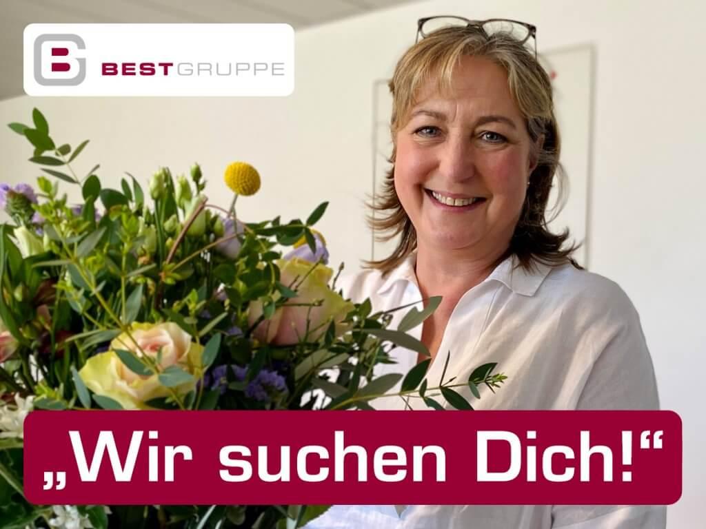 Roswitha Naumann, Team Gewerbekunden  wirbt für die BEST GRUPPE als Arbeitgeber.